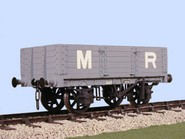 Slaters 4027 - MR 8 Ton 5 Plank Mineral Wagon