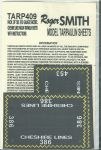 Roger Smith - 4mm Cheshire Lines Wagon Tarpaulin Sheets