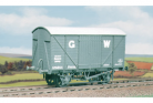 Ratio Plastic Models 565 - GWR 12 Ton Ventalated Box Van