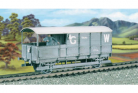 Ratio Plastic Models 569 - GWR 20 Ton 'Toad' Brake Van
