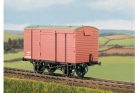 Ratio Plastic Models 572 - LMS 12 Ton Ventalated Van