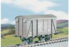 Ratio Plastic Models 591 - SR 12 Ton Uneven Planked Vent Box Van