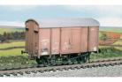 Ratio Plastic Models 593 - SR/BR 12 Ton Box Van with Plywood Sides