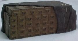 Ten Commandments - Crates Load - Large -Tarpaulined 7mm