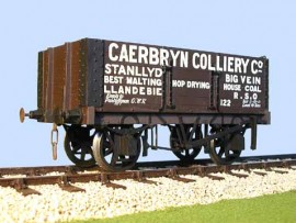 Slaters 7mm Private Owner - 'Caerbryn' Colliery, Llandebe