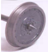 Alan Gibson 7mm - Mansell Carriage Disc (price per axle includes bearings)