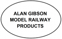 Alan Gibson EM Gauge 12mm 10 Spoke Plain (price per axle)