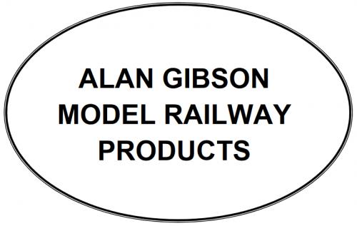 Alan Gibson P4 - 12mm 8 Spoke Open (price per axle)