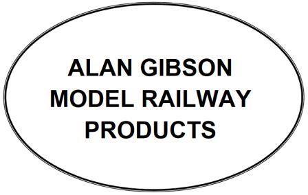 Alan Gibson 7mm 'O' - price per axle (bearings included)