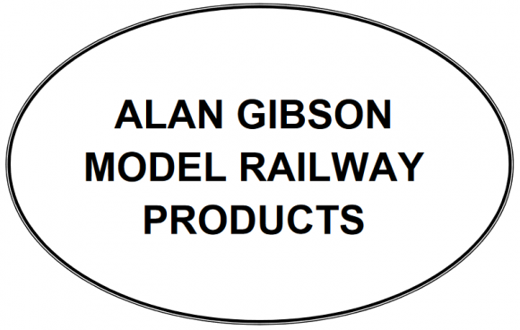 Alan Gibson 4mm 'OO' - price per axle