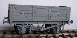 Cambrian Model Rail C52 - 10ton 5-plank Fixed End Wagon (15' Hurst Nelson type)