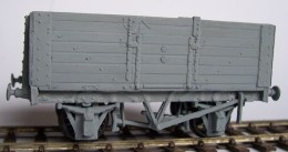 Cambrian Models - 10 Ton 6½ Plank Wagon
