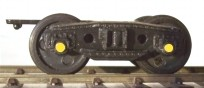 Cambrian Models - BR Plate Bogies Roller