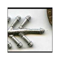 No Nonsense Kits - 4mm Small Shell Vents (LMS/BR) pack contents 20