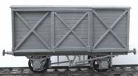 Cambrian Model Rail C115 - LSWR 10ton Van Kit (SR D1410)