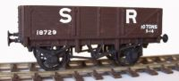 Cambrian Model Rail C33 - LBSC Round End Open