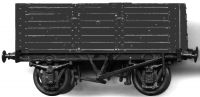 "Cambrian Model Rail C49 - 10Ton 6½ Plank Fixed End Private Owner Wagon - 15' 0"" Gloucester Type"