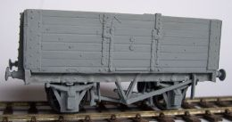 Cambrian Model Rail C62 - 10 Ton 6½ Plank Wagon