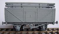 Cambrian Model rail C63 - 7 Plank 'Convertable' Coke Wagon