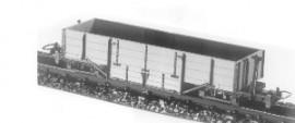 Dundas Models DM19 - WW1 War Dept. Class E Dropdoor WeIl Bogie Wagon