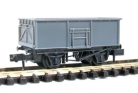 Peco N Gauge Wagon Kit KNR-207 - 9ft Wheelbase Steel Mineral Wagon