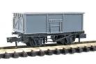 Peco N Gauge Wagon Kit KNR-207 - 9ft Wheelbase Steel Mineral Wagon