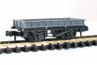 Peco N Gauge Wagon Kit KNR-209 - 9ft Wheelbase BR 20T Pig Iron