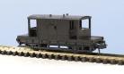 Peco N Gauge Wagon Kit KNR-28 - 15ft LNER/BR Goods Brake Van