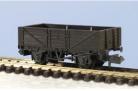 Peco N Gauge Wagon Kit KNR-40 - 10ft Wheelbase 5 Plank Open Wagon