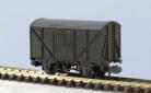 Peco N Gauge Wagon Kit KNR-43 - 10ft Wheelbase Standard Box Van