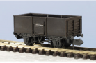 Peco N Gauge Wagon Kit KNR-44 - 10ft Butterley Steel Open Wagon