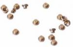 OO, EM & P4 Gauge Pin Point Shouldered (Top Hat) Bearings