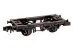 Peco N Gauge Chassis Kit NR-119 - 9ft Wheelbase Chassis with wooden type solebars