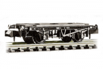 Peco N Gauge Chassis Kit NR-121 - 10ft Wheelbase Wagon Chassis with steel type solebars