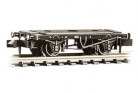 Peco N Gauge Chassis Kit NR-123 - 10ft Wheelbase Chassis with wooden type solebars