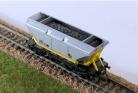 Peco N Gauge Wagon Loads NR-211 - 2 Coal Loads & 2 Canopies for 'HAA' Coal Hopper Wagons