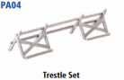 Parkside Models PA04 - Trestle Set