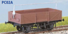 Parkside Models PC02A - BR 13 Ton Open Goods Wagon (Decals Included)