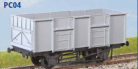 Parkside Models PC04 - BR 24.5 Ton Coal Wagon