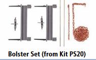 Parkside Models PS70 Bolster Set