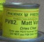 Phoenix Precision -  PV82 Matt Varnish (14ml Tinlet)