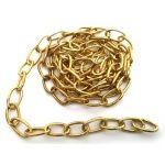 Fine Chain - 9 links /inch (1 yard approx)