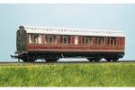 Parkside Models (EX Ratio 720) - LMS (ex MR) Clerestory All 3rd & Luggage Coach