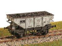 NEW - Parkside Models PC90 - BR (LNER) 13 Ton Steel Body Hopper Wagon (Decals Included)