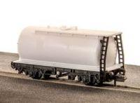 Peco N Gauge Wagon Kit KNR-50 - 15ft Wheelbase Tank Wagon