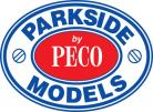 Parkside Models Coal Loads for 20/21 Ton Wagons (Hornby etc.) (Pack of 3)