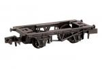Peco N Gauge Chassis Kit NR-120 - 9ft Wheelbase Wagon Chassis