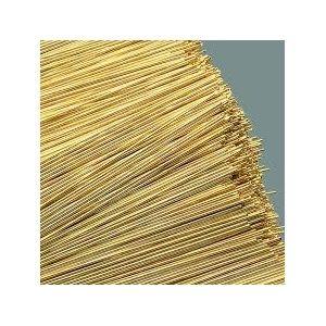Brass Wire (Pack 10) 0.6mm x 300mm