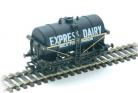 Peco Wonderful Wagon Kits R-74E - Milk Tank Wagon Express Dairies