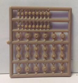 Ratio Plastic Models - Lamp & Ventilator Tops